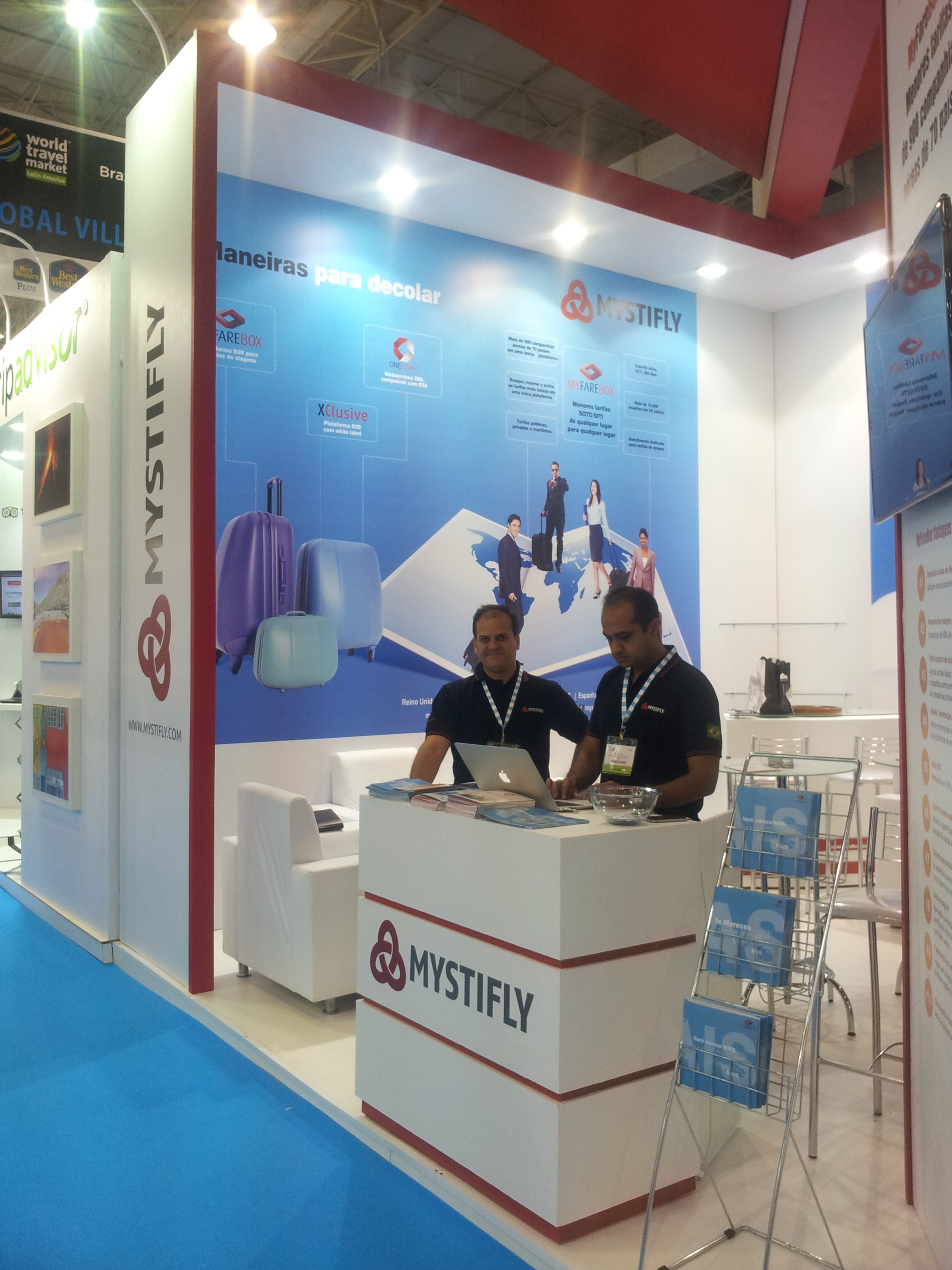 Mystifly at WTM