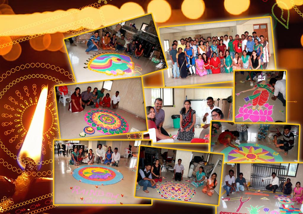 Diwali celebrations at Mystifly