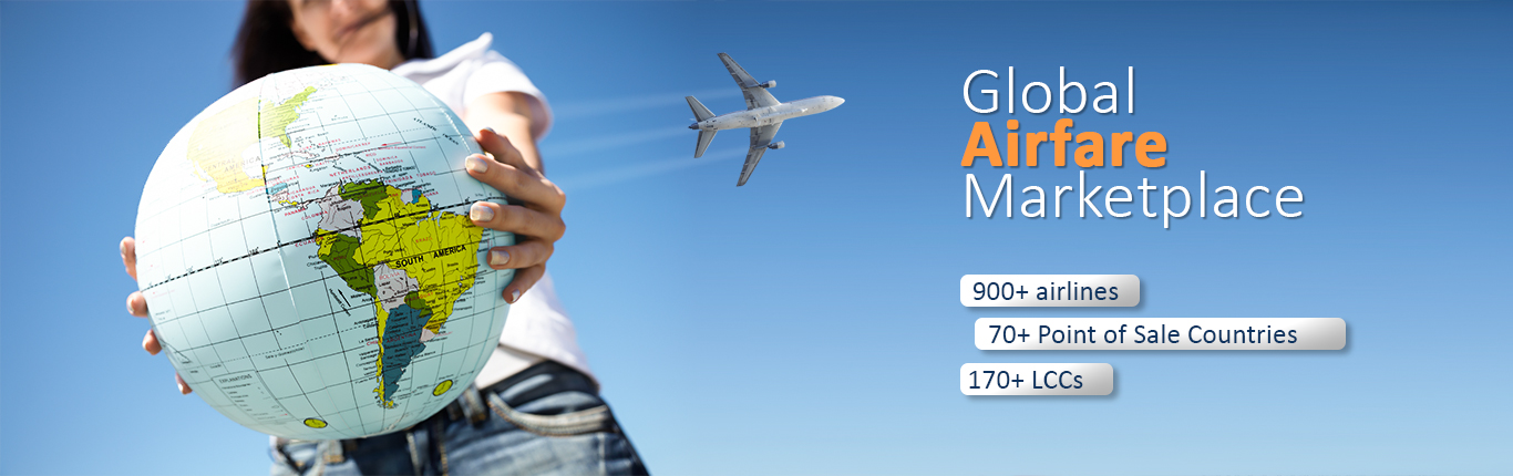 Global airfare marketplace