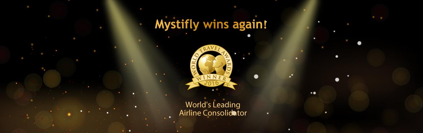Winner - World Travel Awards 2016