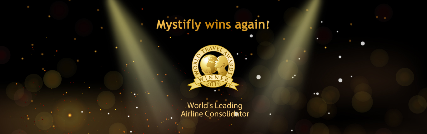 Winner - World Travel Awards 2016